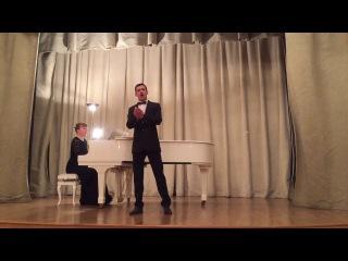 Речитатив и Ария Дубровского - исполняет Роман Широких