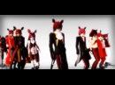 ( FNAF x MMD ) TOO MANY FOXY MODEL'S