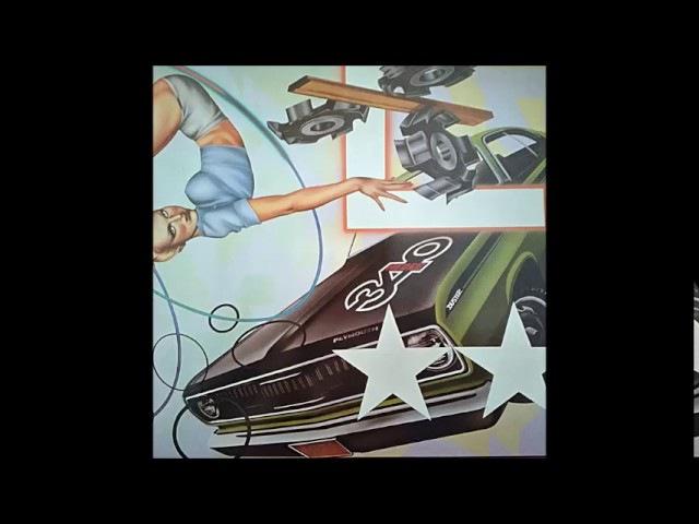 The Cars Heartbeat City 1984 LP album