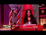 Aretha Franklin Think Nadja The Voice France 2013 Blind Audition