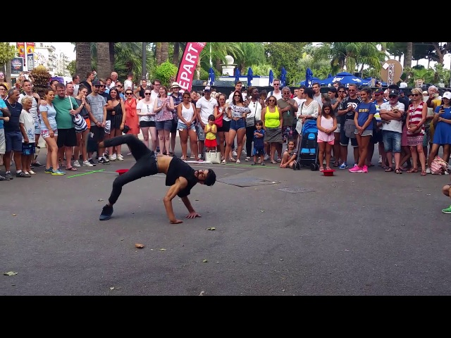 уличный танец Канны 11 августа 2017 1