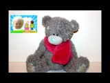 Teddy Bear Мишка Тедди Яйца Киндер Сюрприз Холодное Сердце Мультик Olaf Anna Frozen