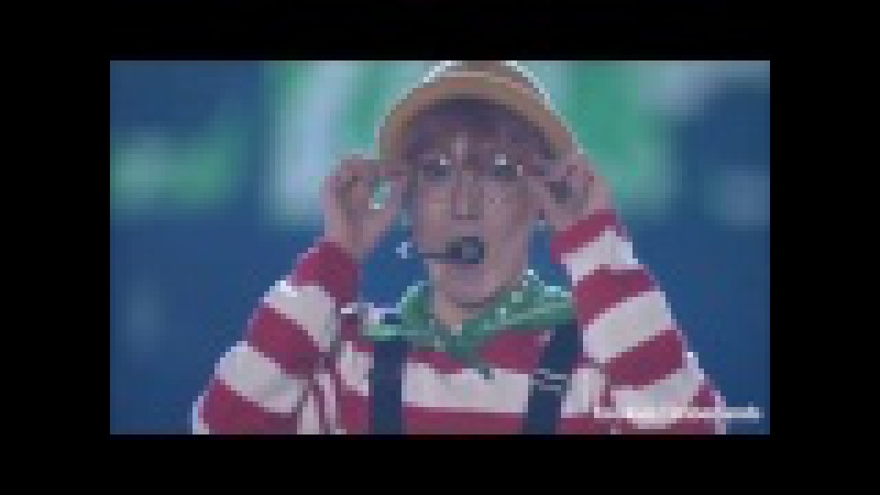 Cute Ver of FIRE, Boy In Luv,DOPE. (J-Hope, Jin and V) - BTS 3rd Muster