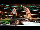 [#My1] FULL MATCH - John Cena vs Mark Henry - WWE Title Match: Money in the Bank 2013 (WWE Network)