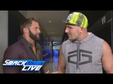 Zack Ryder returns with an idea for Mojo Rawley SmackDown LIVE, June 13, 2017