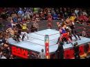 Alternate angles of Brock Lesnar and Samoa Joe's brawl: Exclusive, June 15, 2017