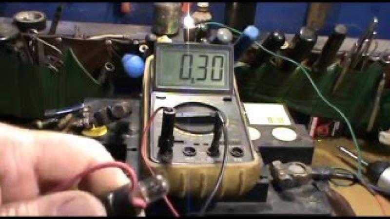 Утечка тока из аккумулятора. Проверка без отключения аккумулятора.