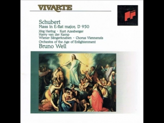 Schubert Mass in E-flat Major, D950 6th movement / Agnus Dei