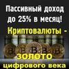 Пассивный доход на криптовалютах до 25% в месяц!
