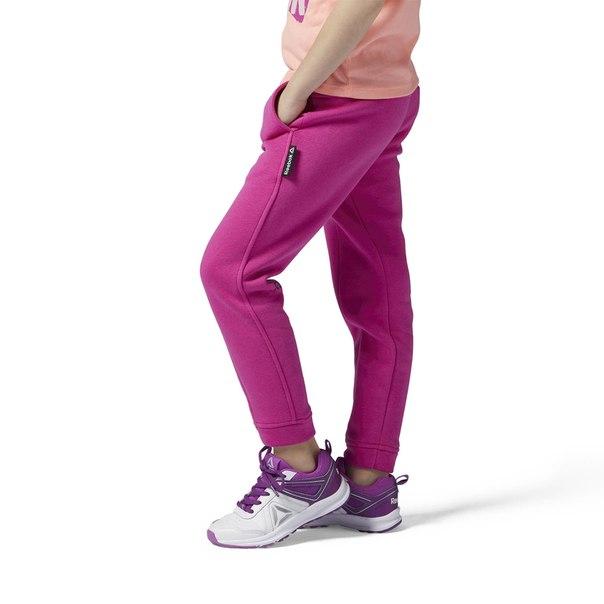 Трикотажные брюки  ES FL PANT