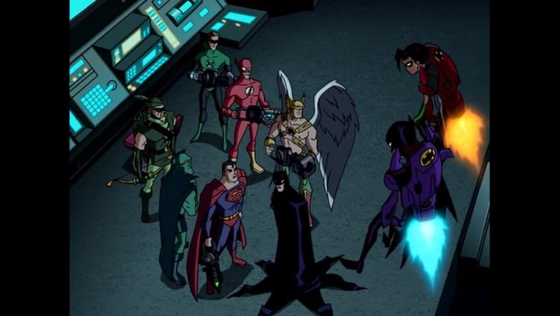 The Batman.Бэтмен (2004-2008) Пятый сезон 13 серия