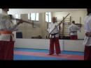 Таинг банши Семинар по технике с длинной палкой