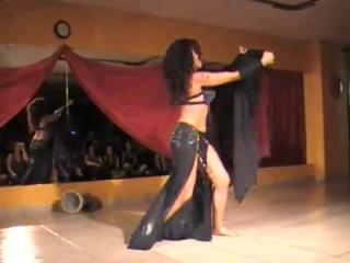 Jade El Jabel em Brasília (20-11-2010) Músicas- Om Al Dunia e Asmak alla El Asha 2439