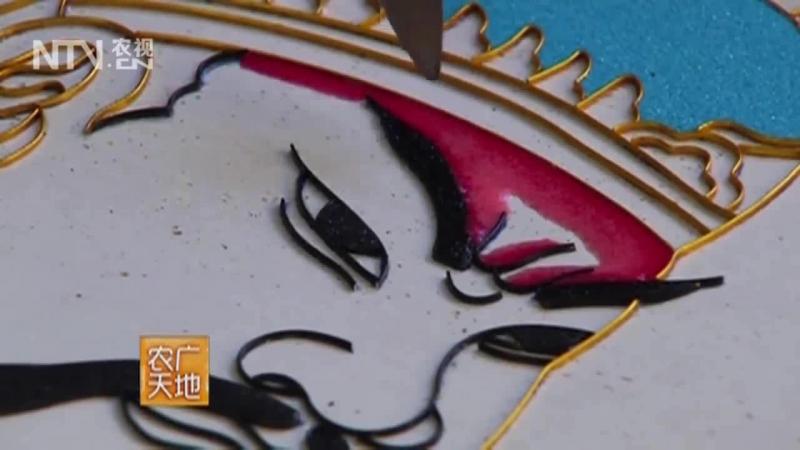 Картины из цветного песка (01) ''Цай ЦзиньШа Хуа'' по технологии ''Цзин Тай Лань'' (ПЕРЕГОРОДЧАТАЯ ЭМАЛЬ).