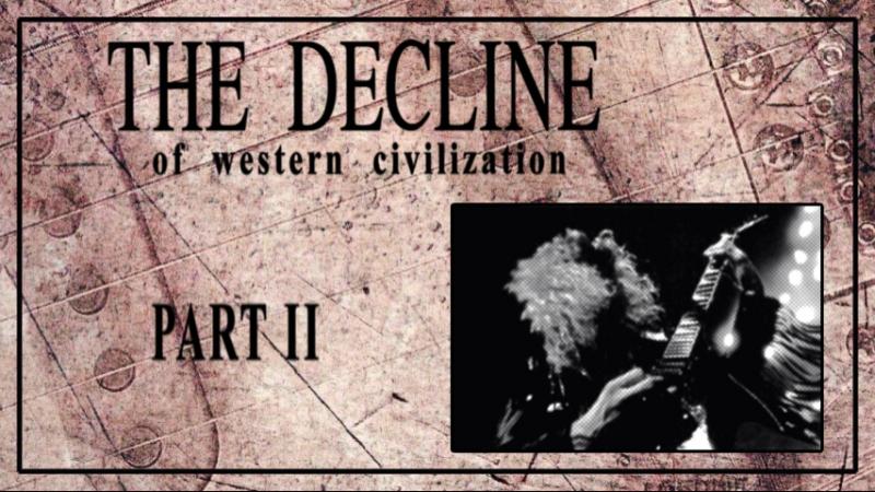 La Decadencia De La Civilización Occidental Parte 02 SUB ESP