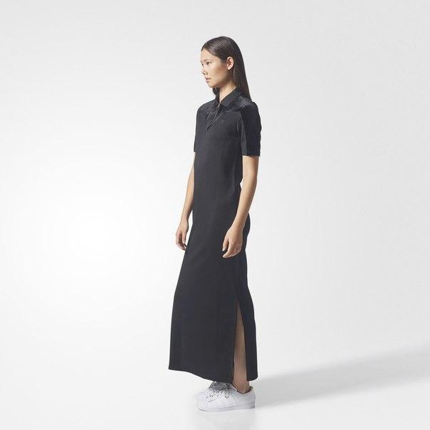 Платье-футболка Velvet Vibes Long