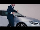 Vauxhall_Opel Insignia Grand Sport first look Exterior_Interior preview with Designer