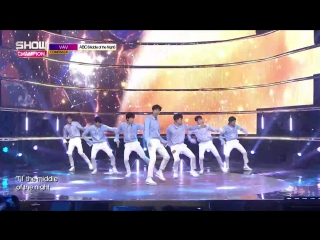 VAV – ABC (Middle of the Night) @ Show Champion 170705