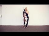 Вертикальный шпагат: как научиться делать боковую затяжку.