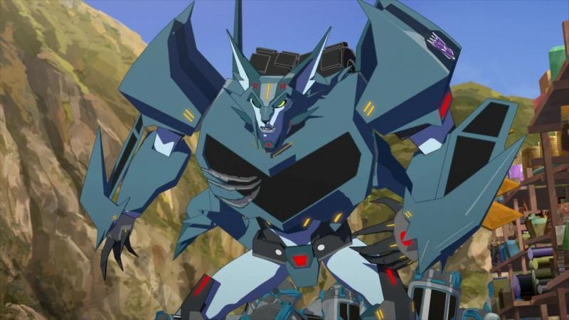 Трансформеры: Роботы под Прикрытием 2x07 [ENG] Full HD