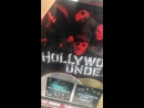 Hollywood Undead - Close-Up of AT golden plague