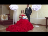 Журнал Ваша Свадьба, фотопроект - Страсть и Нежность