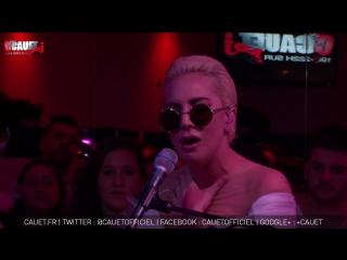 Lady GaGa - Million Reasons ( NRJ Live)