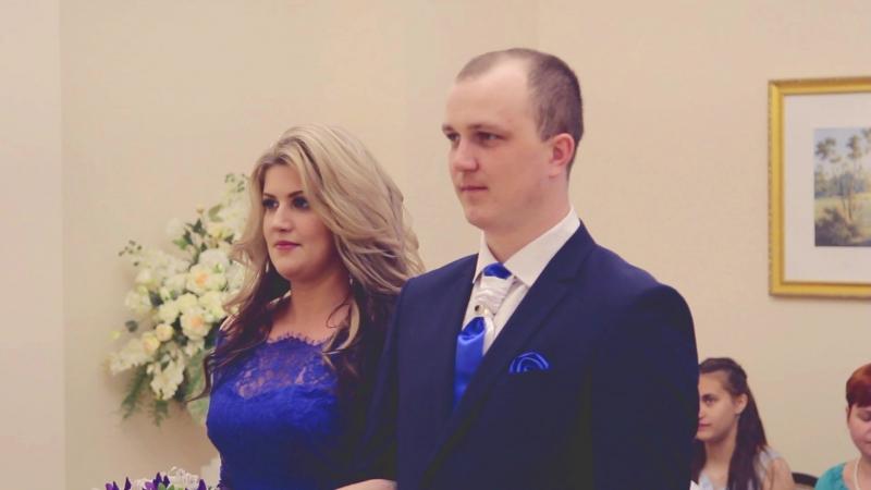 Нежная свадьба Анечки)