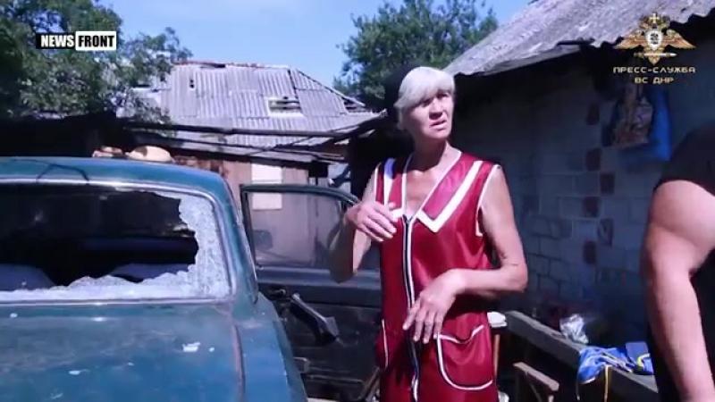 В ДНР собирают многочисленные доказательства военных преступлений ВСУ