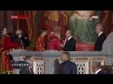 Путин поздравил верующих с Пасхой