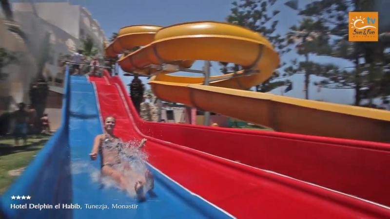 ☀🌴🍋 Delphin El Habib Resort 4 * ТУНІС, МОНАСТИР