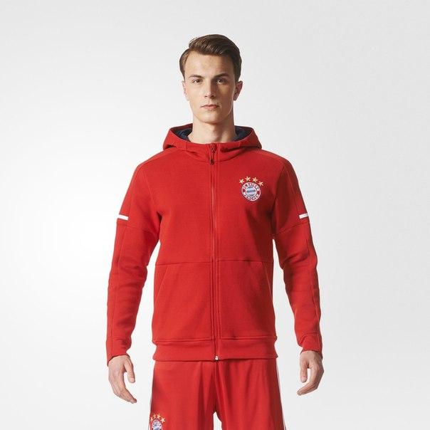 Толстовка Бавария Мюнхен Anthem Squad