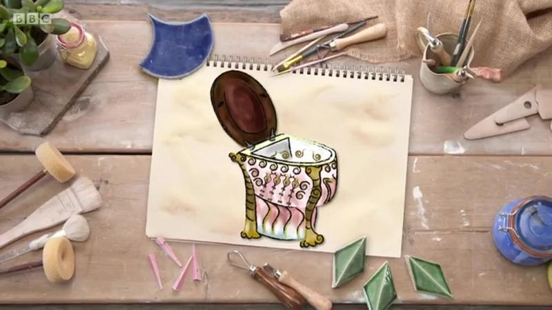 Битва Керамистов - Сезон 2: Эпизод 7 / The Great Pottery Throw Down - Series 2: Episode 7