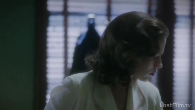 Агент Картер (Agent Carter) - Озвученная фичуретка к 1 сезону: «Платье для успеха, часть 1»