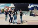 Сальса в Брянске. Школа танцев ARMENYCASA/ Выступление у БУМА 17.06.2017