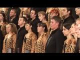 """Русская народная песня - """"В темном лесе"""""""