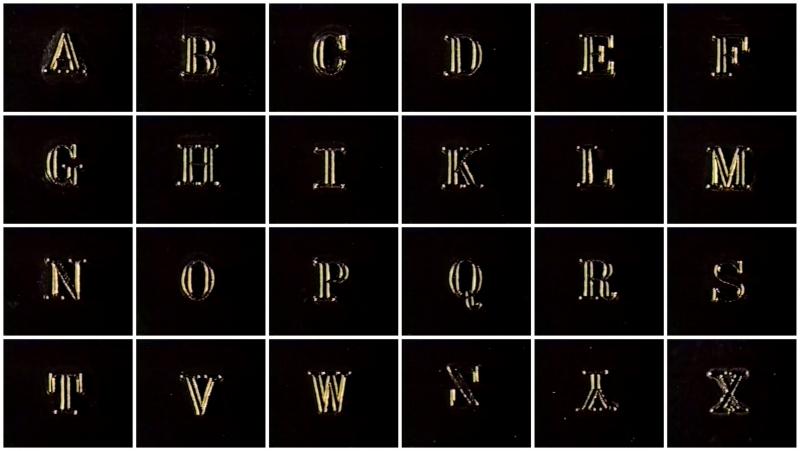 Лемма Цорна / Zorn's Lemma (1970) Холлис Фрэмптон / Hollis Frampton