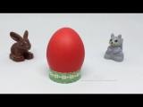 Урок 4 Цвета, Colors Happy Easter, Пасхальные яйца_x264