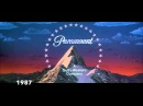 Paramount logo history (1914-2013) firmament -небесный свод