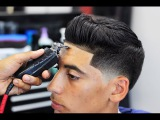 HAIRCUT TUTORIAL SEAN O'DONNELL TAPER FADE BLOW DRY AND STYLE