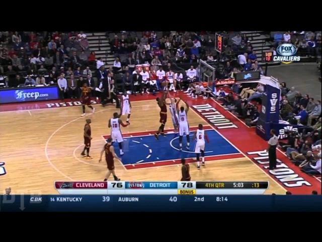 Tristan Thompson 25 Points/4 Dunks Full Highlights (2/12/2014)