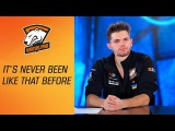 Virtus.pro at The Kiev Major Interview with Lil after a victory against VG.J  Dota 2