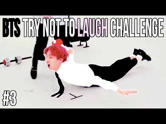 BTS Try Not to Laugh Challenge 3 (hard) | J-Hope turned into a seal