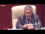 Речь Минниханова, которая взорвала Рунет