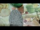 Как обвязать стельку для тапочек