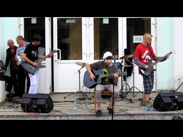 Зариновый рассвет - В запое (Алатырь, 2012)