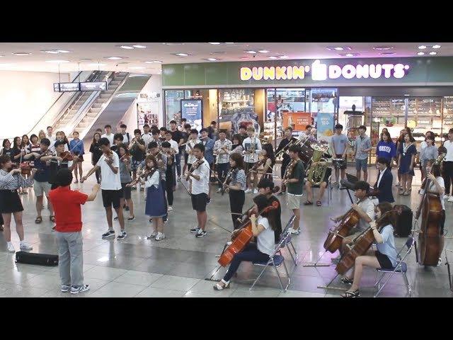 [Flashmob] 광복절 아리랑 플래시몹 '빛을 되찾다.'