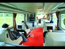 Naik Bus Tingkat dan Mewah Efisiensi Super Double Deckker