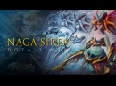 Дота 2 Лор: Naga Siren