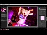 Обработка фотографий как в Geometria и Nightout Видеоурок